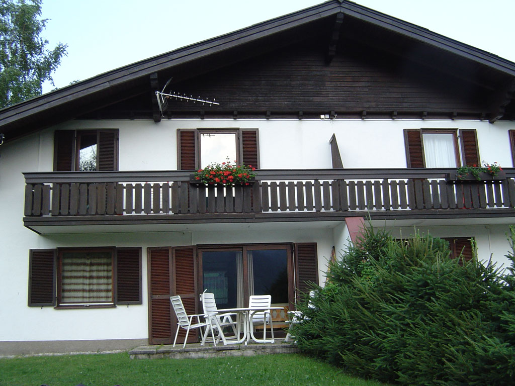 Chalet traditionnel, Alpes Autrichiennes