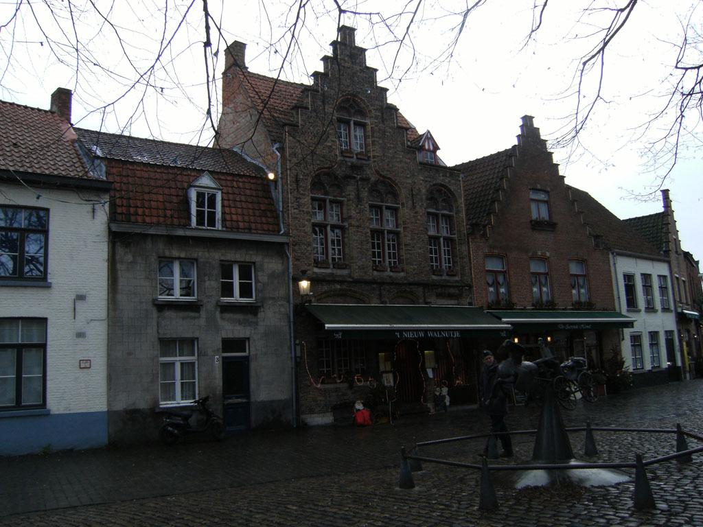 Maison ancienne, Brugge