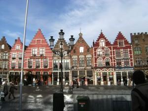 Architecture traditionnelle, Brugge