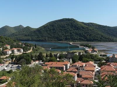 Marais salants de Ston, Croatie