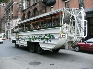 Bateau bus, Boston