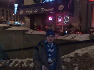 Café de France, Wroclaw