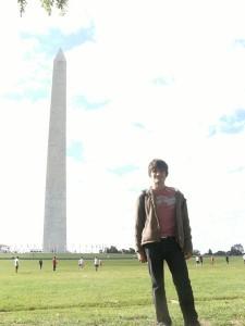Obelisque, centre ville de Washington