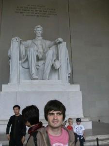 Mémorial de Lincoln, à Washington