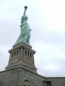 Statue de la liberte, liberty island