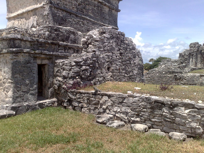 cité maya adolescent