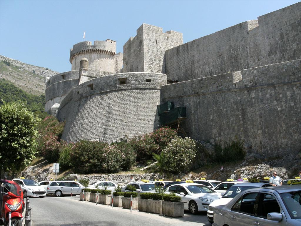 Murailles, Dubrovnik