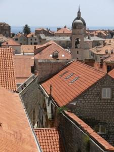 Centre ville de Dubrovnik