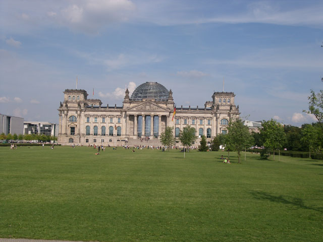 Bunderstag de Berlin