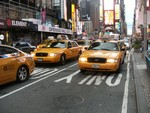 mini-taxis-times-square