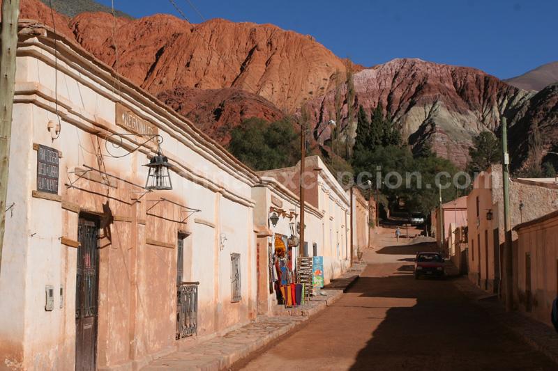 Village-de-Humahuaca,-nord-ouest-argentin