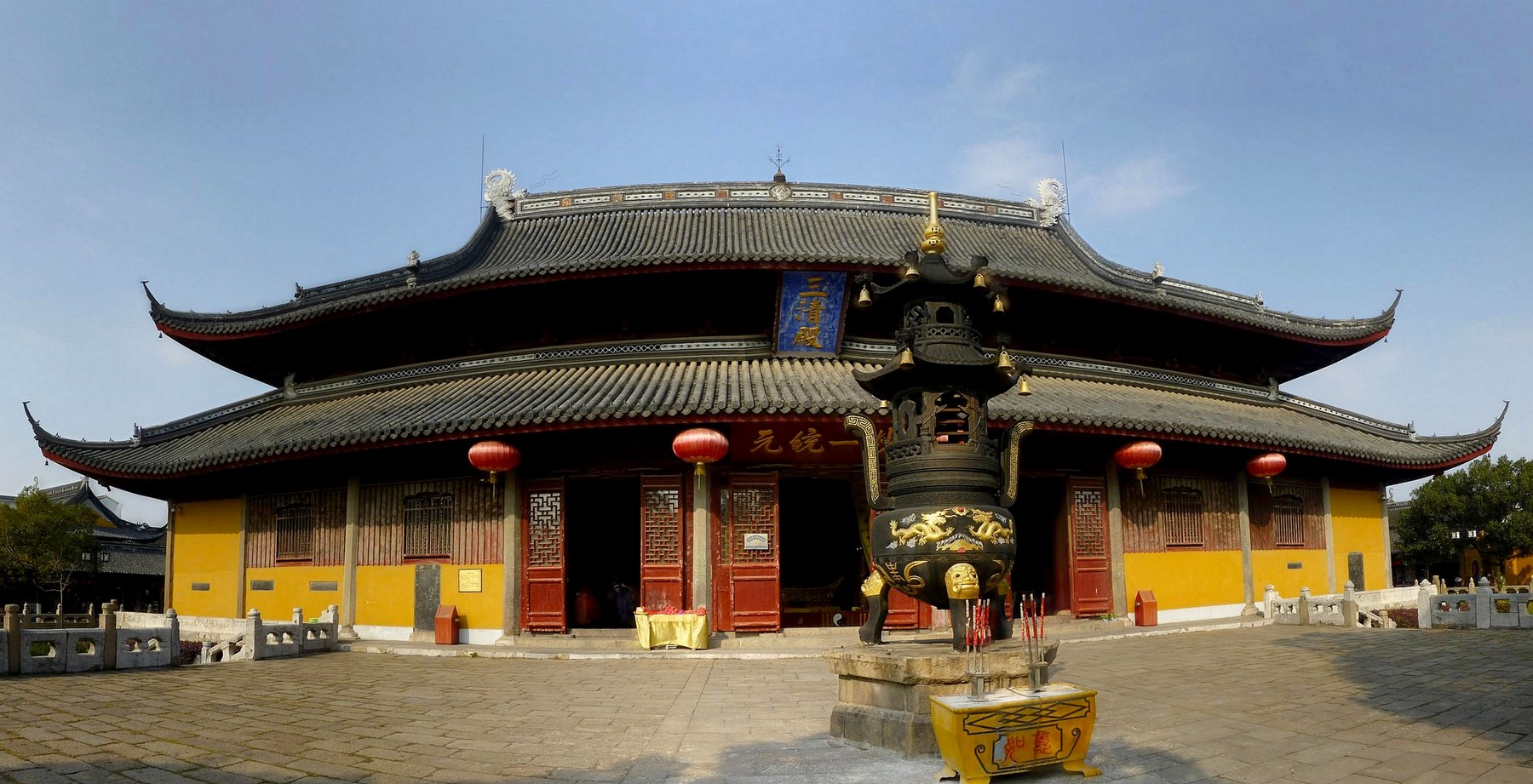 temple-bouddhiste-suzhou